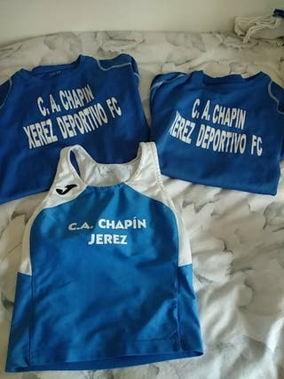 lote ropa deportiva