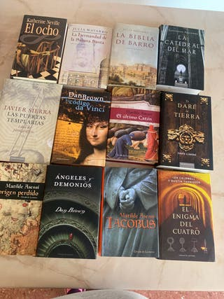 Venta de libros de lectura