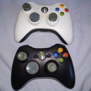 Mandos inhalámbricos Xbox 360