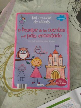 libro escuela de dibujo