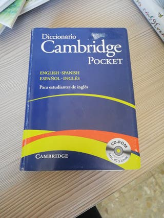 DICCIONARIO CAMBRIDGE