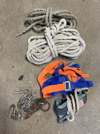 Lote de cuerdas
