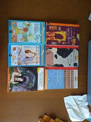 lectura infantil/ juvenil