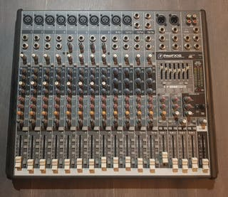 Pro FX16 (Mesa de mezclas 16 canales)