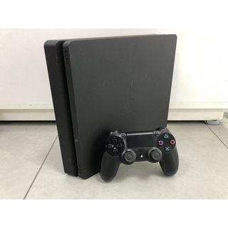CONSOLA SONY PS4 SLIM 500GB CON MANDO DUALSHOCK