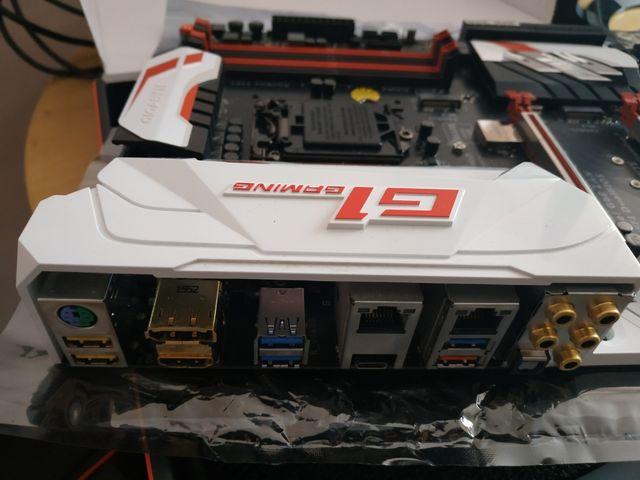 Placa Gigabyte Z170X-GAMING 7