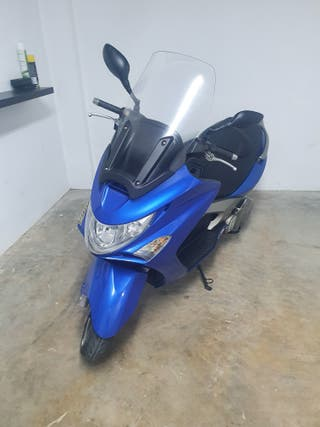 kymco xciting 500 finales 2007