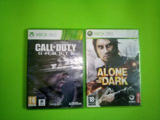 juegos de Xbox 360 casi nuevos