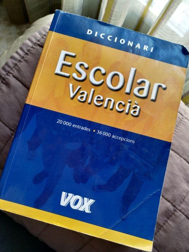 Diccionario Valenciano/ Diccionari Valencià