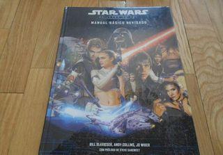Star Wars Manual Básico Revisado Rol Devir