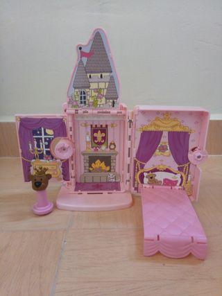 Conjunto casa de muñecas