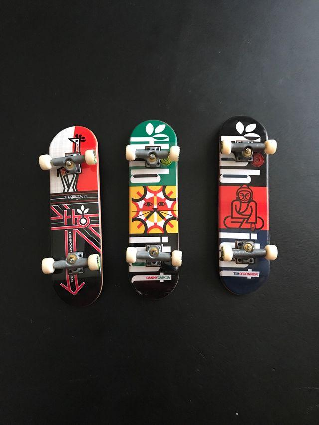 Tech Deck Fingerboard De Segunda Mano Por 20 En Leon En Wallapop