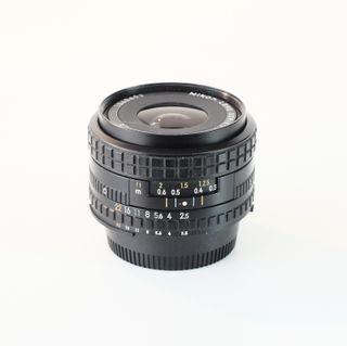 Nikon 35mm f/2.5 Serie E