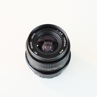 Objetivo Image 28mm f/2.8 Montura Nikon