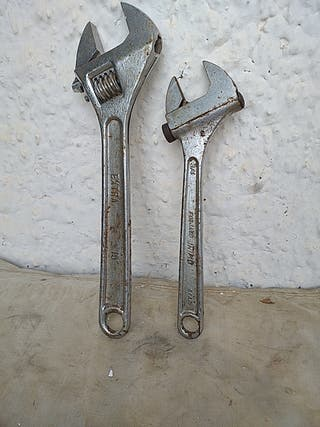 llaves inglesas