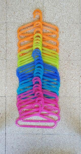 Perchas de Colores Perfectas