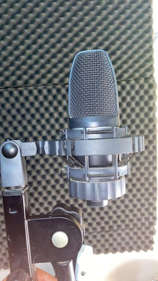 Microfono de estudio AKG