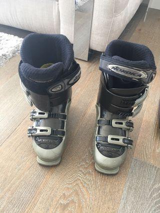 Botas mujer esquí Nordica