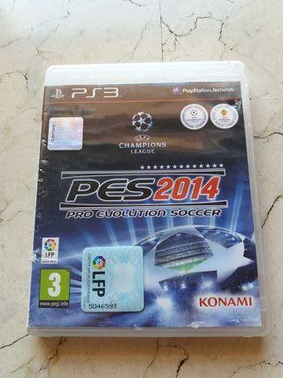 Pro evolution soccer 14 ps3