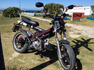Sach bike madass 125 c.c.
