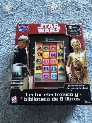 Star Wars: lector electrónico