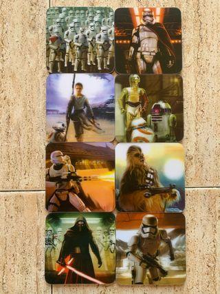 Posavasos Star Wars 3D