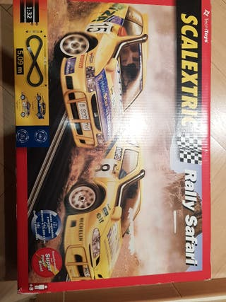 Scalextric Rally Safari