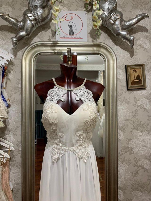 Vestido novia ALQUILER
