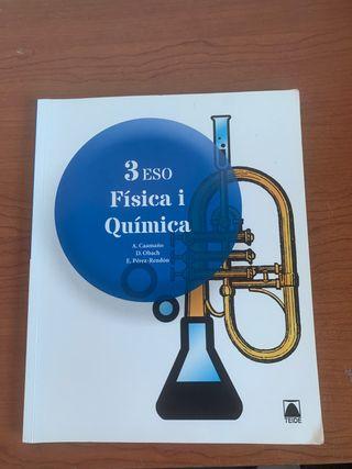 Libro 3 ESO física y química.