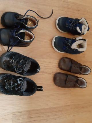 zapatos bebé 18-19-20
