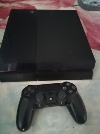 PLAYSTATION 4 500 GB + DUALSHOCK 4