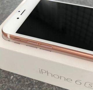 iPhone 6s 16Gb. Rose Gold.