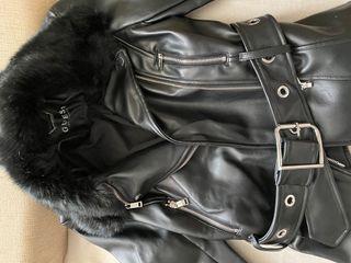guess chaqueta piel