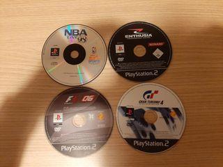 Juegos Variados PlayStation Uno y dos