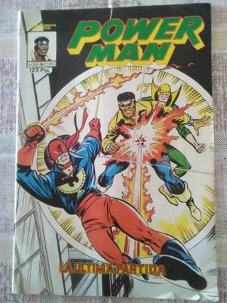 Mundo Comics. Power Man n. 2.