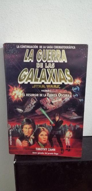 Star Wars Resurgir de la Fuerza Oscura