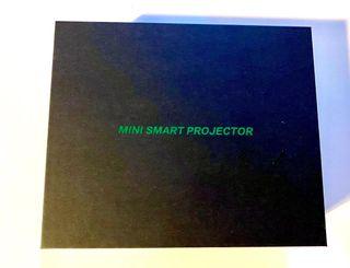 Mini Smart Proyector portatil - TOTALMENTE NUEVO.