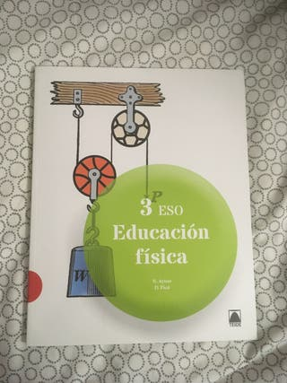 Libro de Educación Física 3ESO