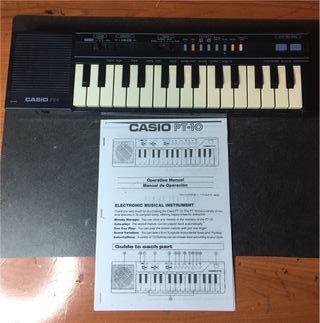 Organo Casio PT-1 + Manual