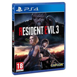 C 0 m p r 0 Resident Evil 3 ps4