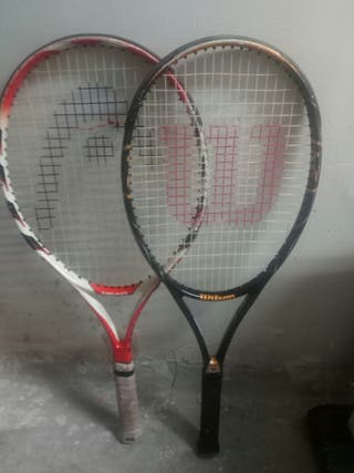 raquetas profesional