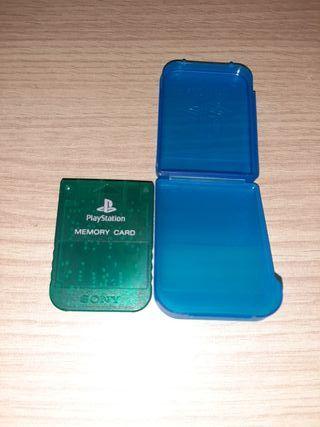 Memori Card Ps1