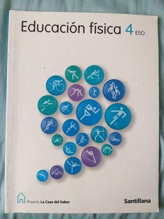 EDUCACION FISICA 4° ESO