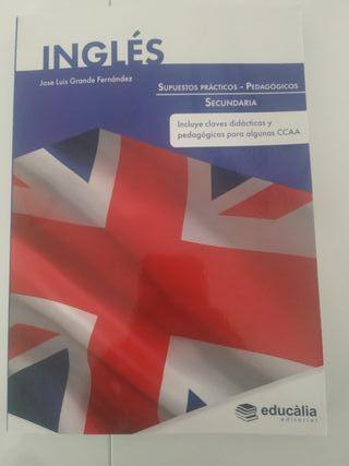 libro supuestos inglés secundaria