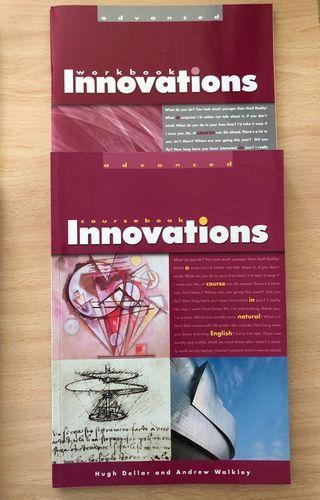 Libro inglés Innovations Advanced