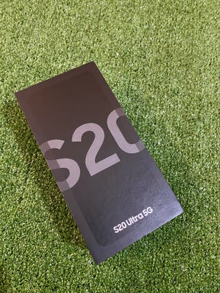 Samsung galaxy s20 ultra 128gb 5G precintado