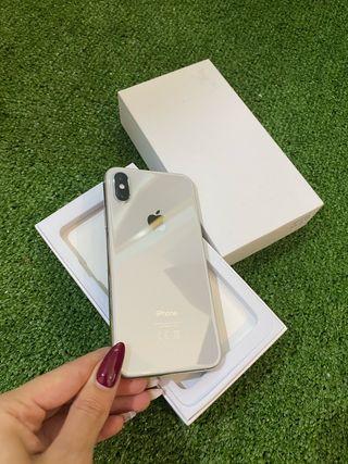 iPhone XS 64gb plata