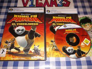 Kung fu panda el videojuego Pc