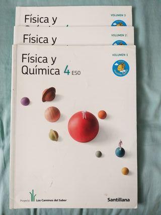 FISICA Y QUIMICA 4°ESO