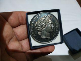 Médaille de la comice agricole de l'arrondissement